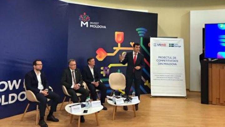 Chiril Gaburici: Sectorul IT este unul strategic pentru țara noastră şi generează o valoare adăugată mare