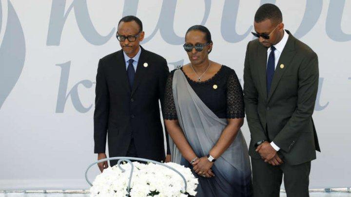 Rwanda comemorează 25 de ani de la începutul genocidului soldat cu 800.000 de victime