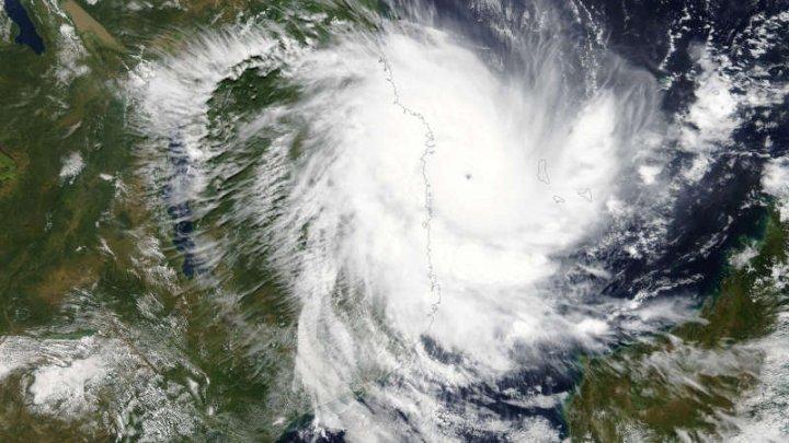 Ciclonul Kenneth va atinge zona de uscat în Tanzania şi Mozambic