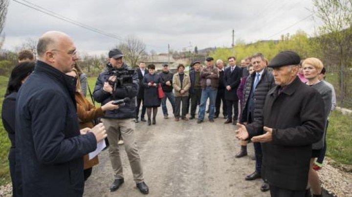 Pavel Filip: Vom continua cu proiecte concrete în fiecare localitate, pentru a soluționa problemele oamenilor
