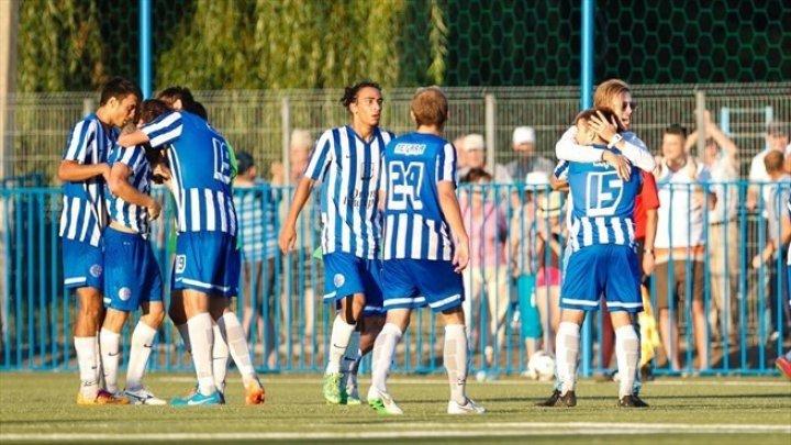 Speranţa Nisporeni a confirmat începutul bun de campionat în Divizia Națională de Fotbal