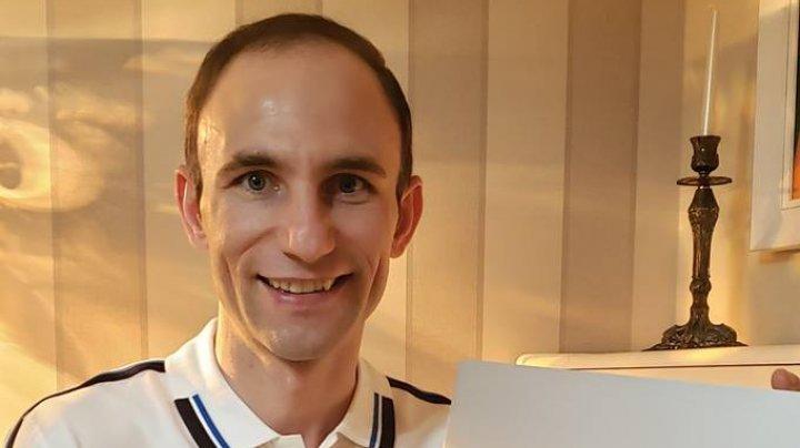 Artistul Ion Paladi a fost premiat cu Butonul de Argint de la YouTube