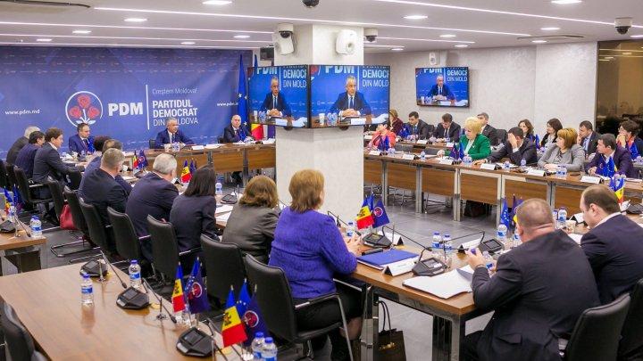 Vlad Plahotniuc: Pachetele sociale pentru Moldova vin ca un răspuns la nevoile oamenilor
