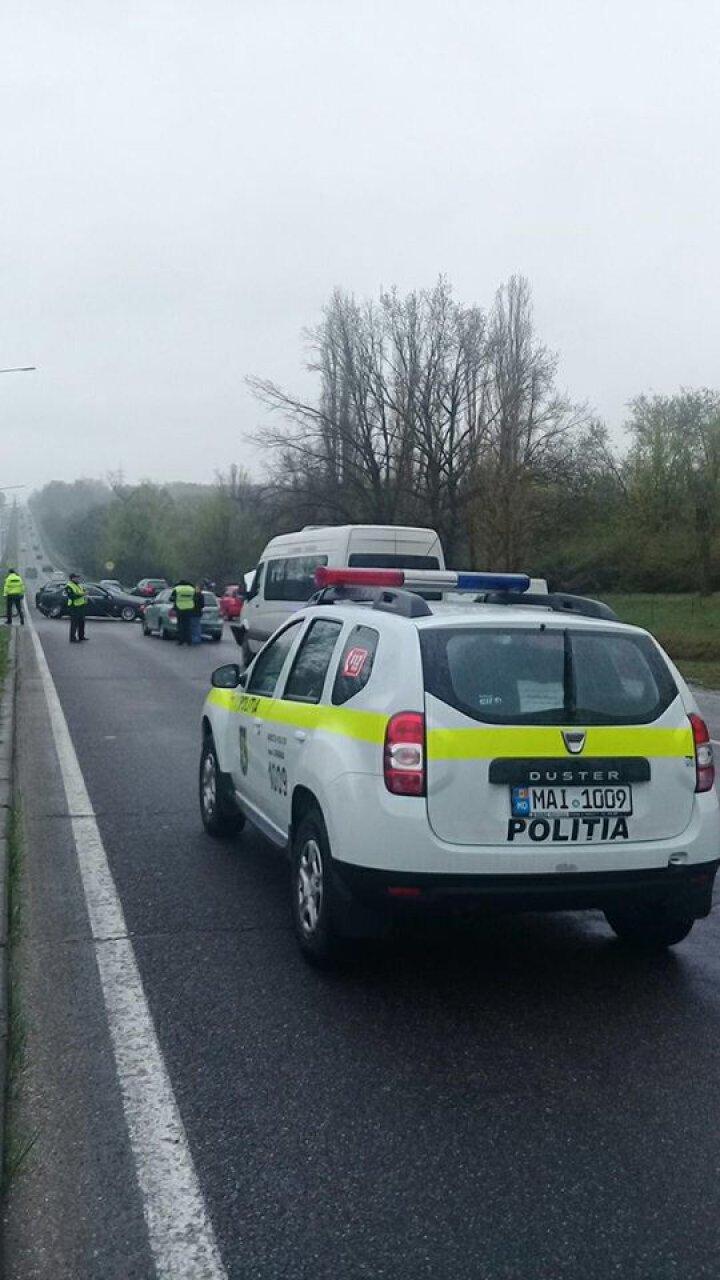 Bilanţul accidentelor din ultimele 24 de ore: ZECE Persoane au ajuns la spital (FOTO)