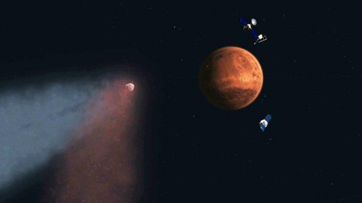 Când va fi lansată misiunea cu echipaj uman pe Planeta Roşie