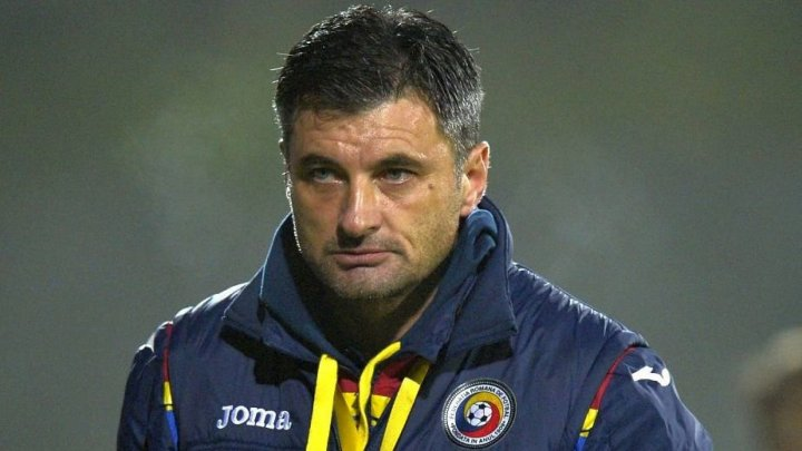 """DEZASTRU LA ZIMBRU. Antrenorul Sorin Colceag a părăsit clubul """"galben-verde"""""""