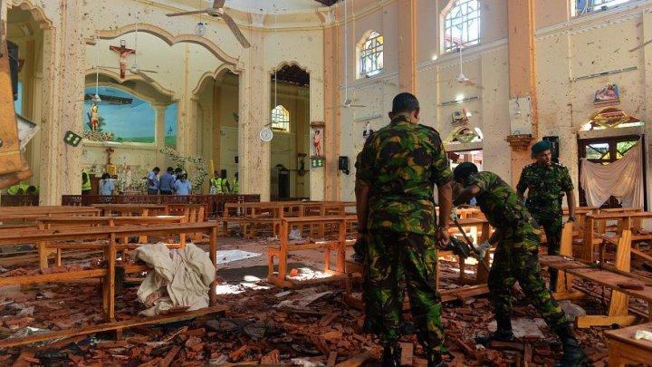 Mesajul CUTREMURĂTOR al preşedintelui Sri Lanka către Statul Islamic: Lăsaţi-mi ţara în pace