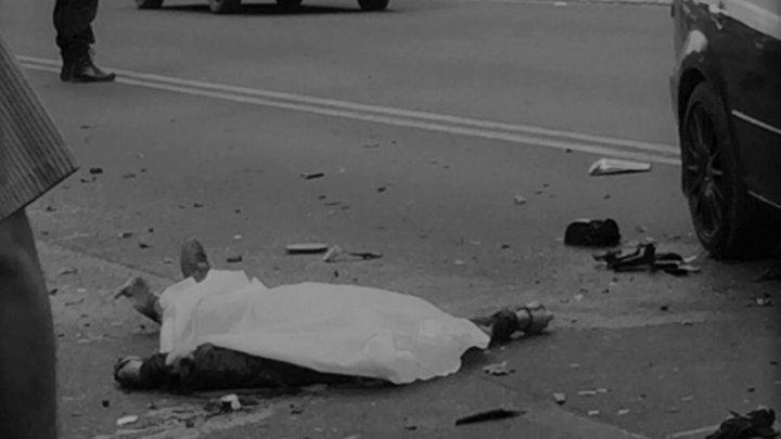 Şoferul care a urcat beat la volan şi A UCIS un biciclist la Căuşeni şi-a aflat sentinţa. FILMUL TRAGEDIEI