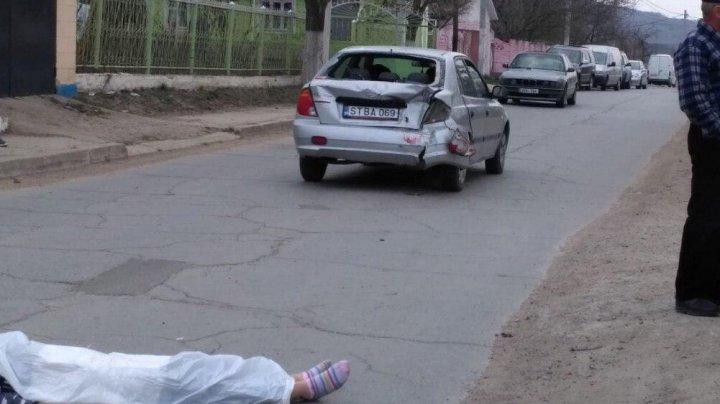 ACCIDENT FATAL în raionul Străşeni: O copilă de 15 ani a decedat. Cum s-a întâmplat tragedia (FOTO)