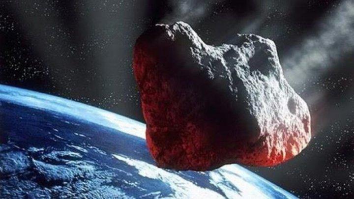 Un ASTEROID GIGANT se apropie de Terra! Oamenii de știință trebuie să găsească o soluție până VINERI dimineață