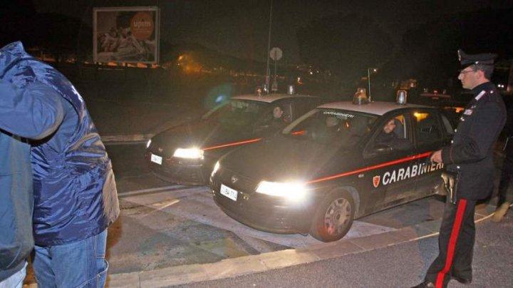 ALERTĂ CU BOMBĂ la Roma, declanşată de un cetăţean român, cu un topor la brâu