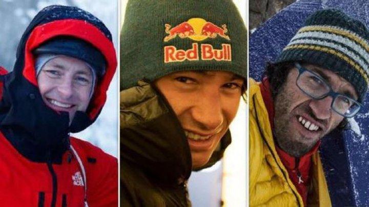 Corpurile celor trei alpinişti dispăruţi în Munţii Stâncoşi, au fost GĂSITE