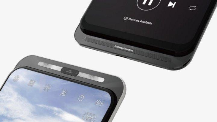 ASUS ar putea lansa un smartphone dual-slider, cu ecran care glisează în două direcţii