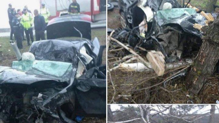 Weekend SUMBRU pe drumurile din ţară: 16 accidente, morţi şi răniţi