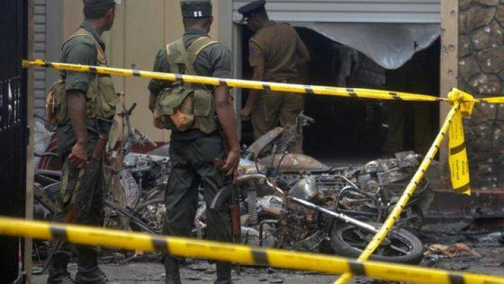 Sri Lanka este în continuare zguduită de explozii. Dezamorsarea unui pachet suspect s-a soldat cu o detonare
