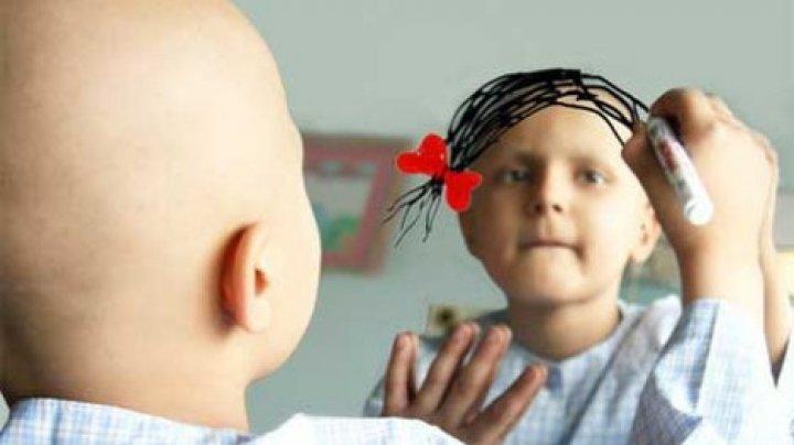 Află care sunt primele simptome ale cancerului la copii