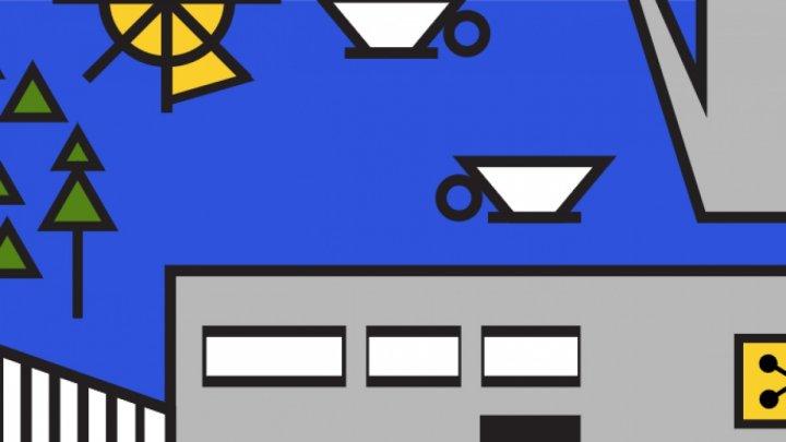 Google a pregătit un doodle special cu Mișcarea Bauhaus