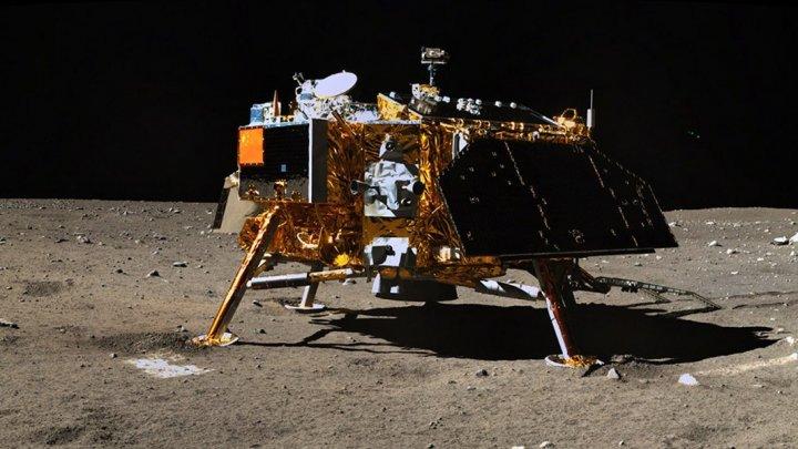 China și-a anunţat intenţia de a lansa o sondă spre un asteroid