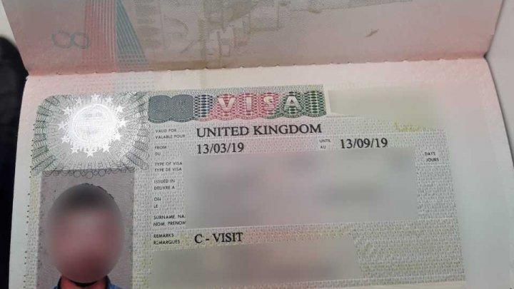 Un turc, reținut pe Aeroportul Internațional Chișinău. Cum a vrut să iasă din țară cu documente false