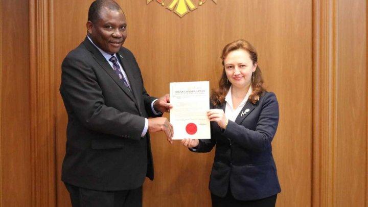 Zambia are un nou ambasador în Republica Moldova