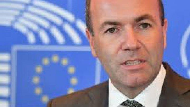 Manfred Weber se angajează să blocheze proiectul Nord Stream 2 dacă va fi preşedinte al Comisiei Europene