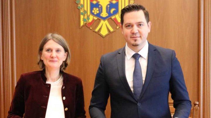 Tudor Ulianovschi: Apreciem mult susţinerea permanentă a Suediei pentru Republica Moldova