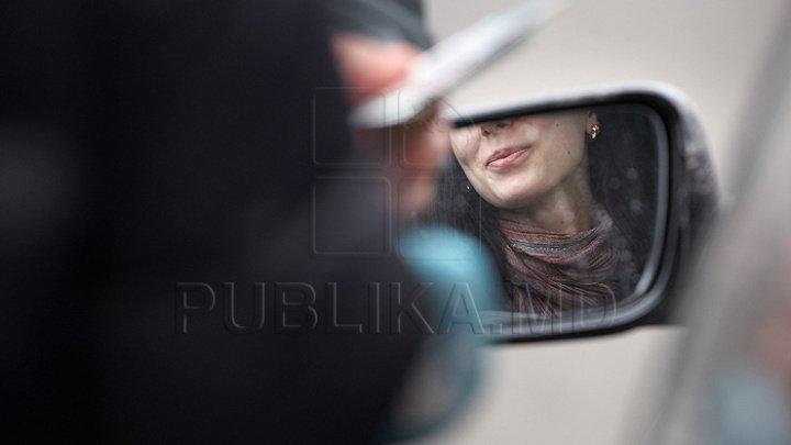 Poliţia face PRECIZĂRI privind VITEZOMANA care conducea HAOTIC prin Capitală şi transmitea TOTUL live. Cine era de fapt la volan
