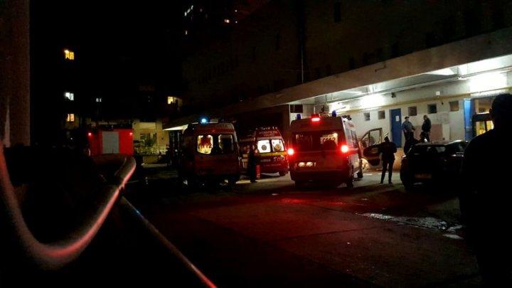 Peste 120 de oameni au fost EVACUAŢI dintr-un magazin. Au fost afectaţi de GAZE LACRIMOGENE