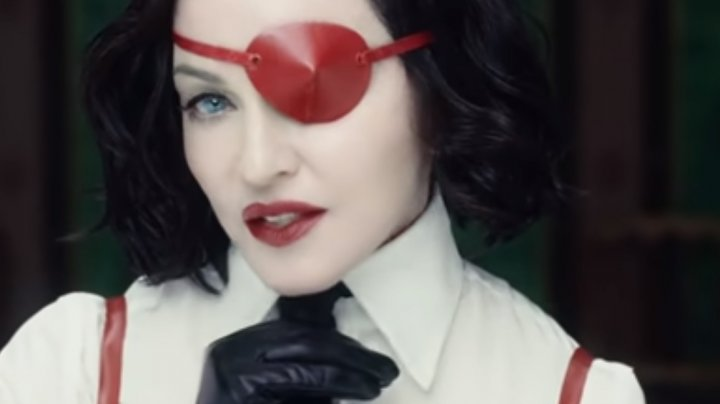 Madonna, în formă şi la 60 de ani. A lansat videoclipul pentru featuring-ul cu Maluma