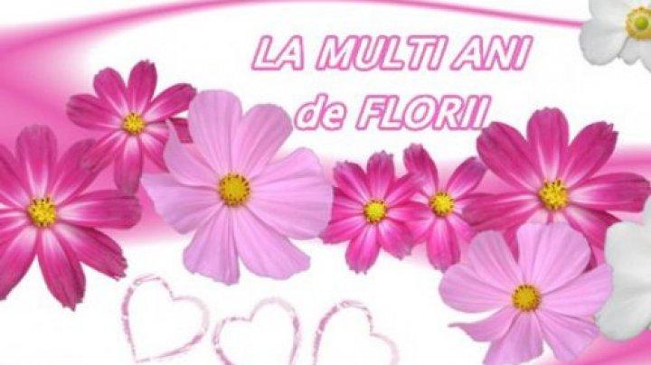 LA MULȚI ANI! Ce nume se sărbătoresc de Florii