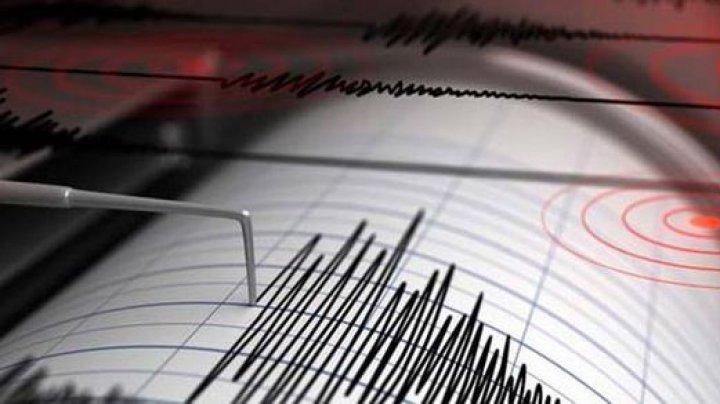 Cutremur în zona seismică Vrancea, România