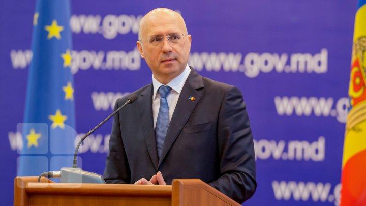 Pavel Filip explică de ce alegerile anticipate sunt un scenariu rău pentru Moldova şi ce denotă refuzul unor partide de a negocia