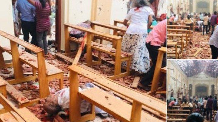 EXPLOZIE de Paștele Catolicilor în Sri Lanka. Peste 20 de oameni au murit și 280 de persoane au fost rănite (VIDEO)