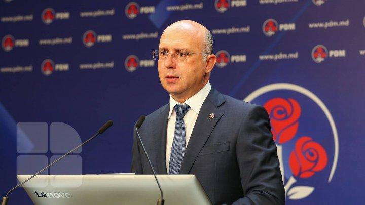 Pavel Filip: Cea mai bună coaliție e cea care va rezolva problemele oamenilor, fără scandal şi orgolii