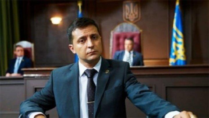 Alegeri prezidențiale în Ucraina. Datele EXIT-POLL arată că Volodimir Zelenski a câştigat