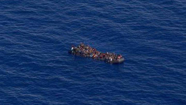 150 imigranţi au sosit în Italia după o evacuare organizată de ONU în Libia