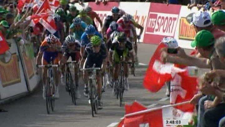 Francezul Jonathan Hivert, câştigător detaşat al Grand-Prix-ului Miguel Indurain