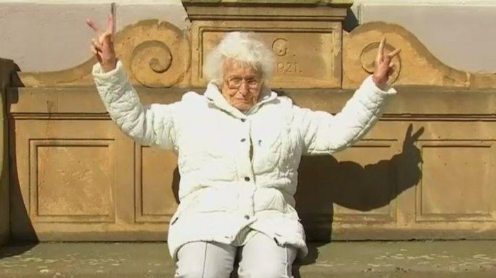 O nemţoaică de 100 de ani candideză pentru un post de consilier local