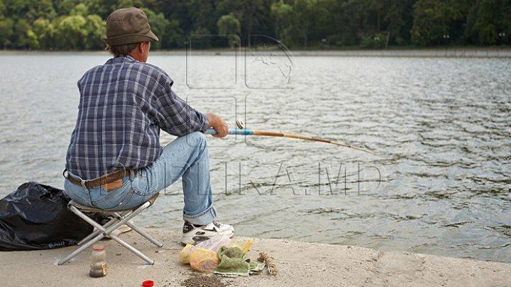 Începând cu ziua de azi, pescuitul este INTERZIS pentru următoarele două luni