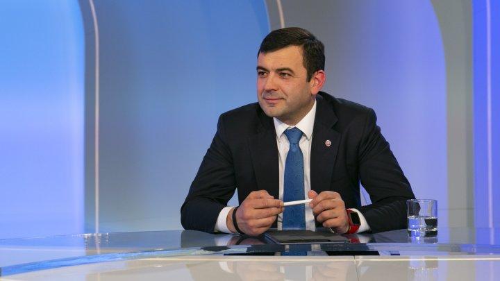 Emisiunea ÎN CENTRUL ATENŢIEI: Chiril Gaburici anunţă când vor începe lucrări în cadrul programului Drumuri bune 2