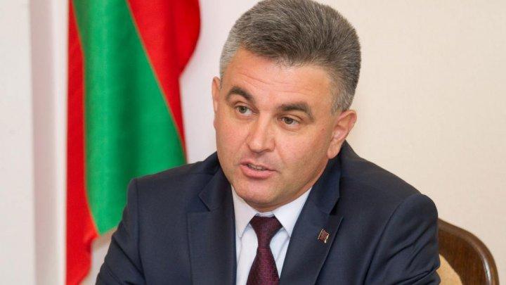 """Krasnoselski vrea eliminarea termenului """"Transnistria"""": Vă recomand sa spuneţi """"Pridnestrovie"""""""