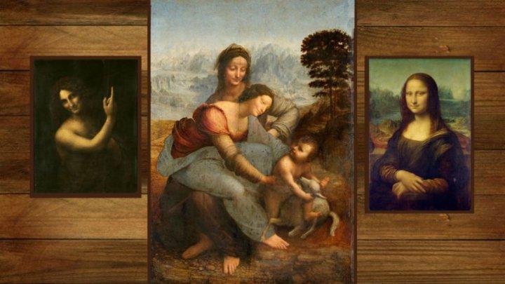 Oamenii de ştiinţă au descoperit secretele tehnicilor picturii lui Leonardo da Vinci