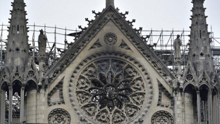 """Marea orgă din catedrala Notre-Dame din Paris """"nu a ars"""" în incendiul care a devastat clădirea"""