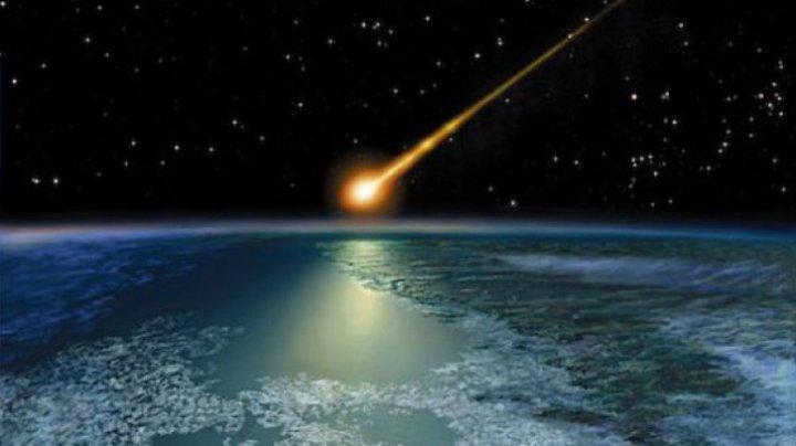 Un meteorit uriaş a explodat în Siberia (VIDEO)