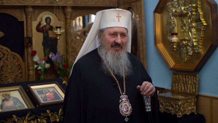 Mitropolitul Basarabiei EXPLICĂ cum trebuie să fie masa de PAȘTE: Lăcomia pântecelui este un păcat. Ne îmbuibăm de bucate
