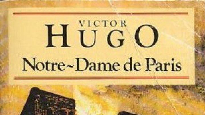 Romanul Notre Dame de Paris a devenit cea mai căutată carte din librării