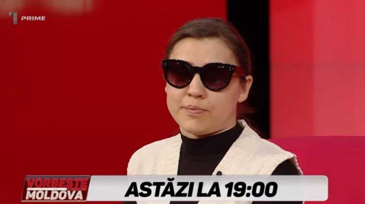 Poveste cutremurătoare în această seara la Vorbește Moldova. Donatorul de rinichi pentru o fată oarbă A DISPĂRUT (VIDEO)