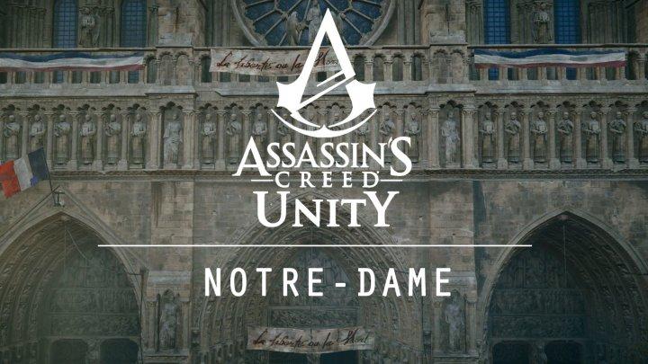 Catedrala Notre Dame din Paris ar putea fi reconstruită cu ajutorul unui JOC VIDEO
