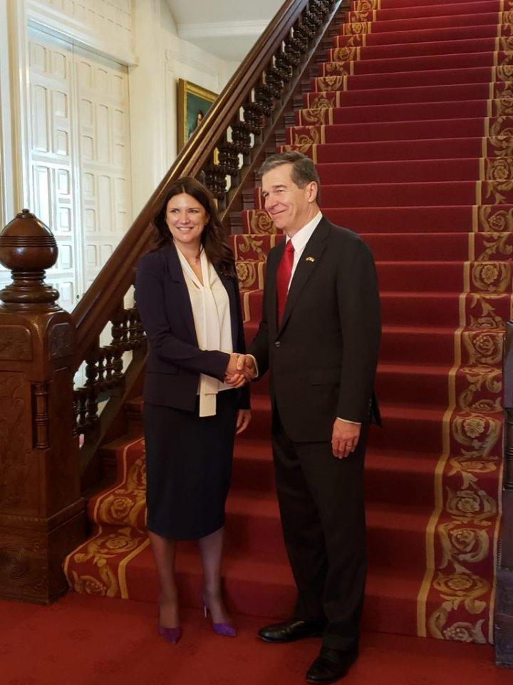 Parteneriatul dintre Republica Moldova și Carolina de Nord este considerat drept unul dintre cele mai DE SUCCES din SUA