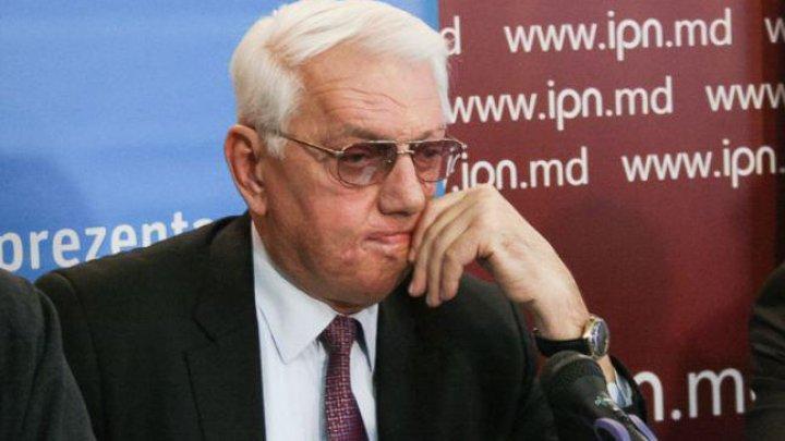 Fostul premier, Valeriu Muravschi, despre şansele unui guvern minoritar, condus de Maia Sandu